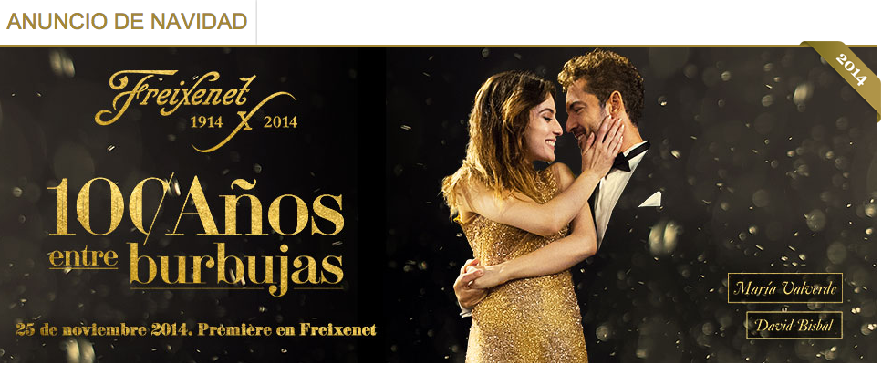 freixenet anuncio:
