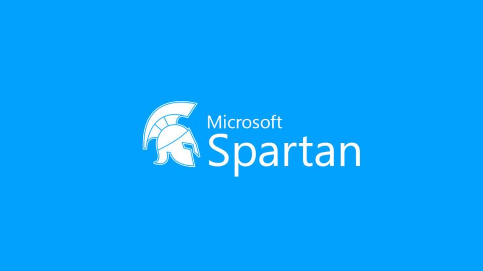 """Nuevo navegador de Microsoft """"Project Spartan"""""""